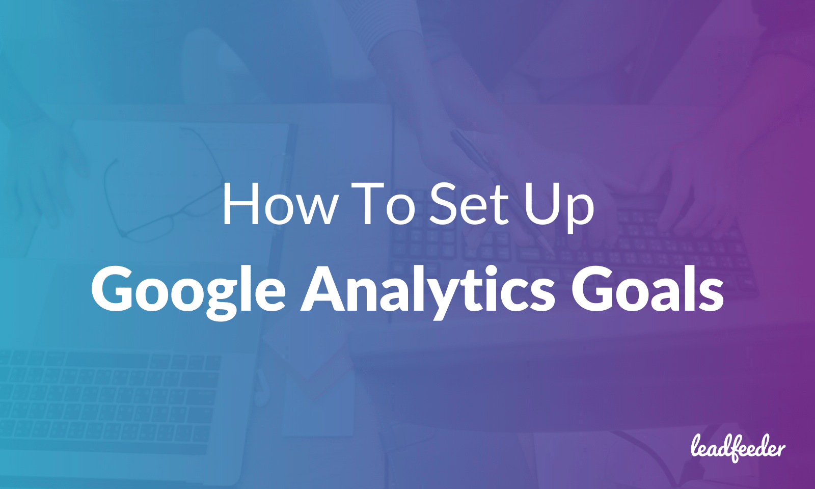 google analytics goal header