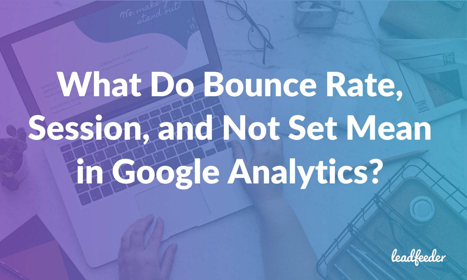 session bounce google analytics