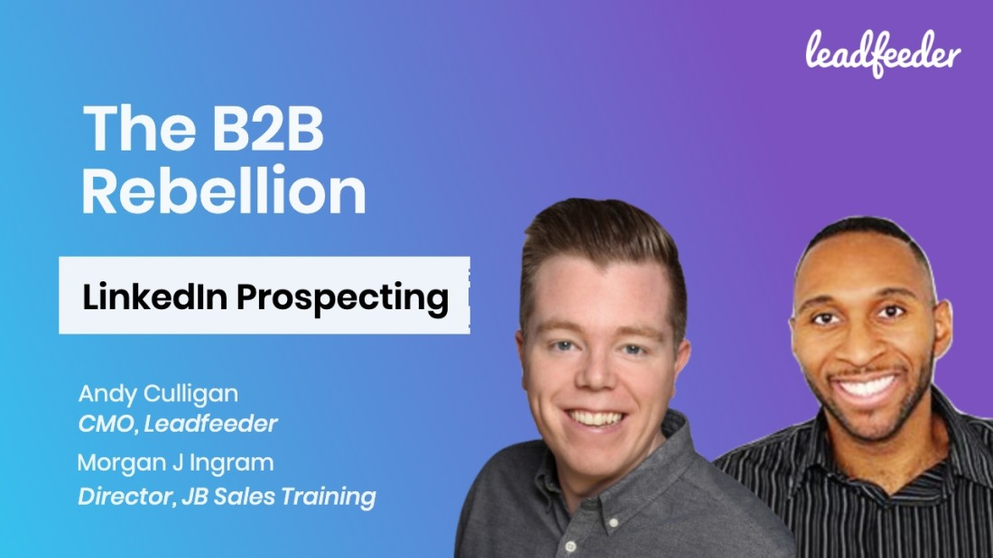 Outbound Prospecting on Linkedin