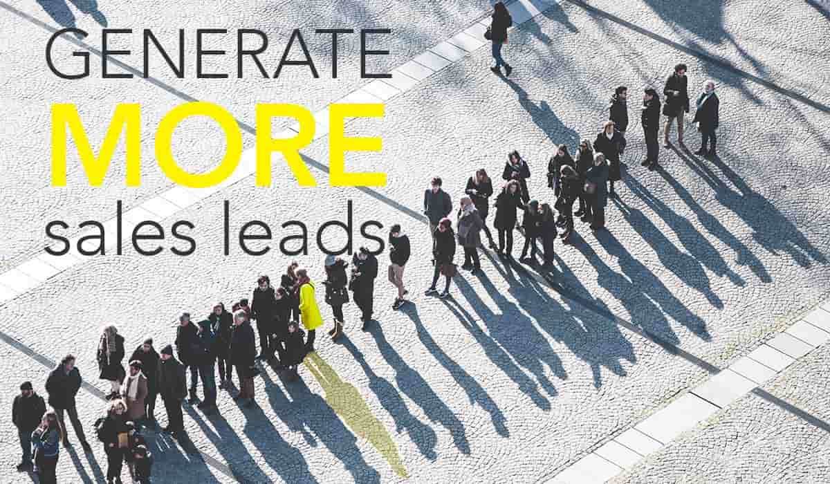 18 ways to generate more B2B sales leads