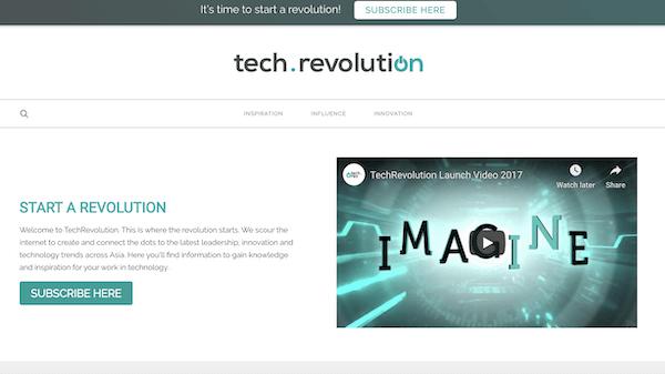 techrevolution b2b lead generation