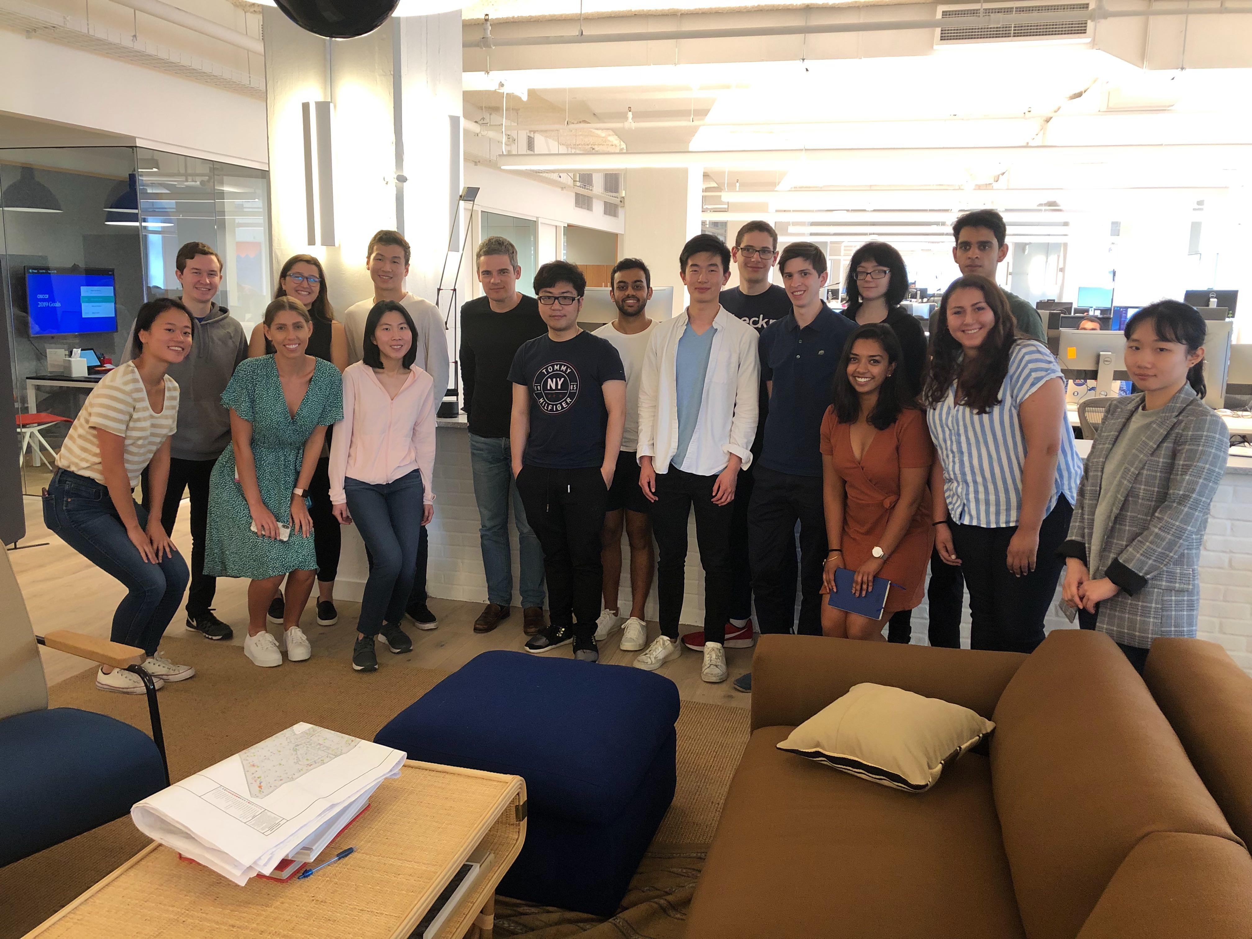 interior design summer internships 2020 nyc