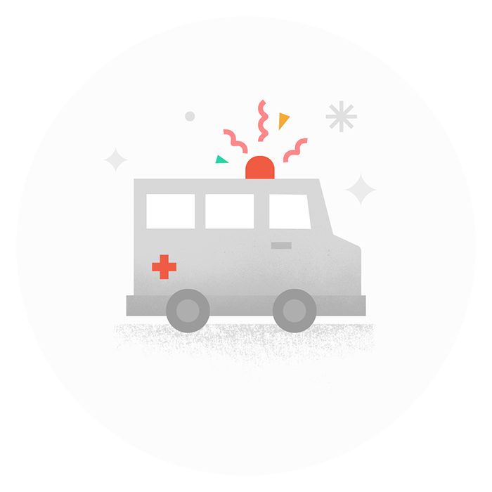 Emergency on oscar health provider network
