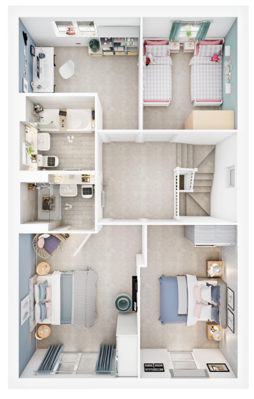 Octave first floor