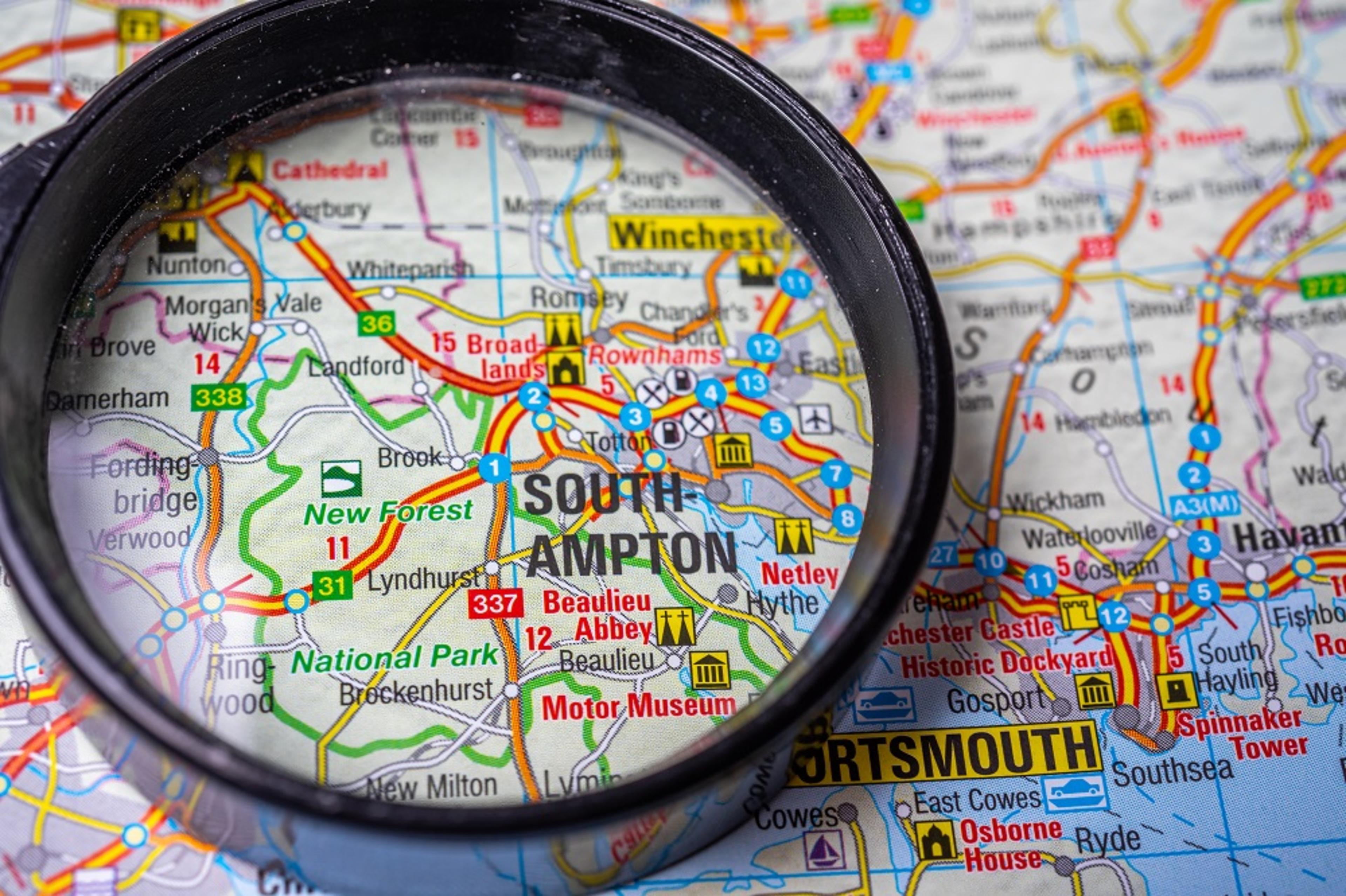 Southampton - connections