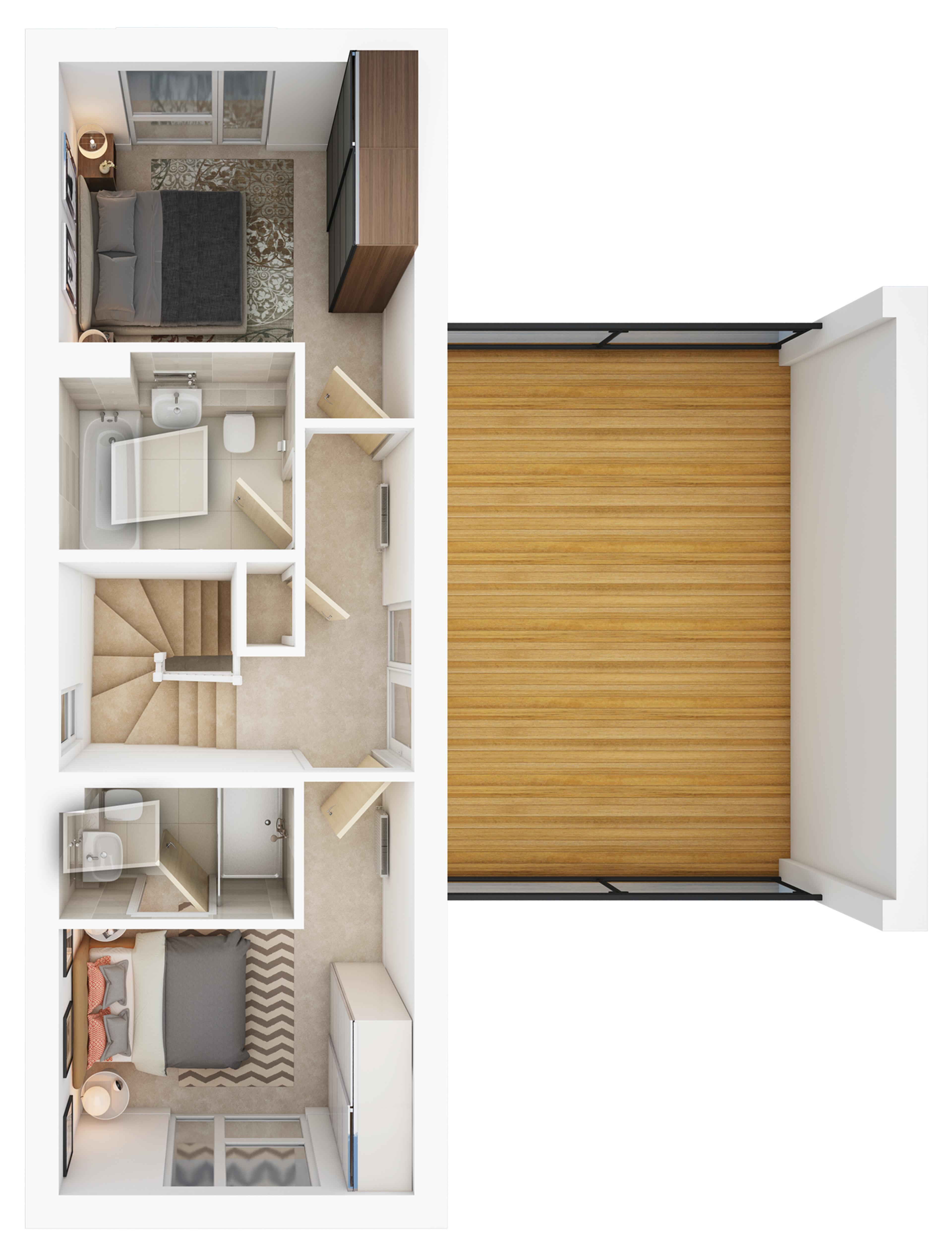 Watling Grange > Furness > First floor