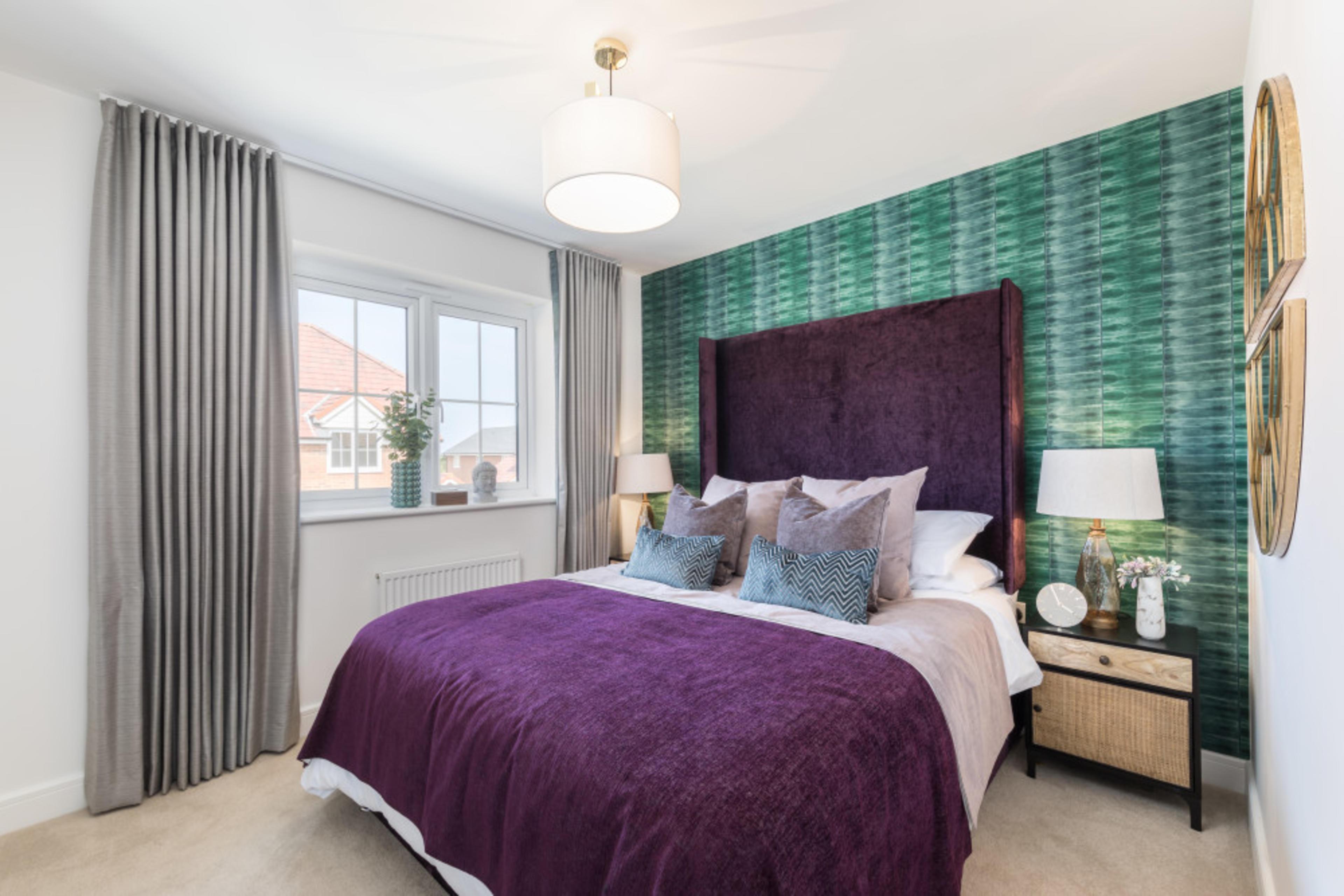 Trinity Mere - Bedroom 2 - 3 bed