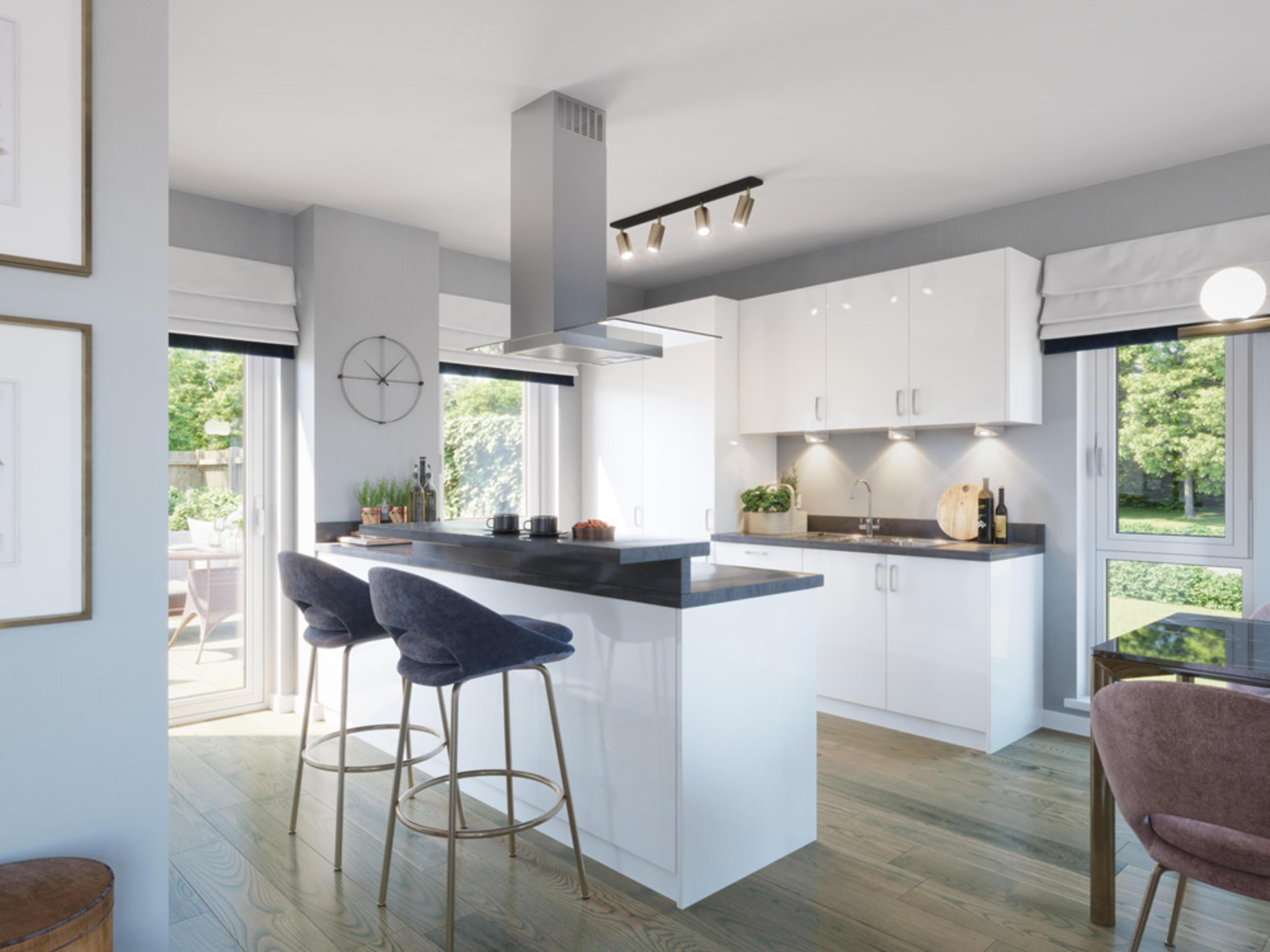 Bretton - Type J - Kitchen