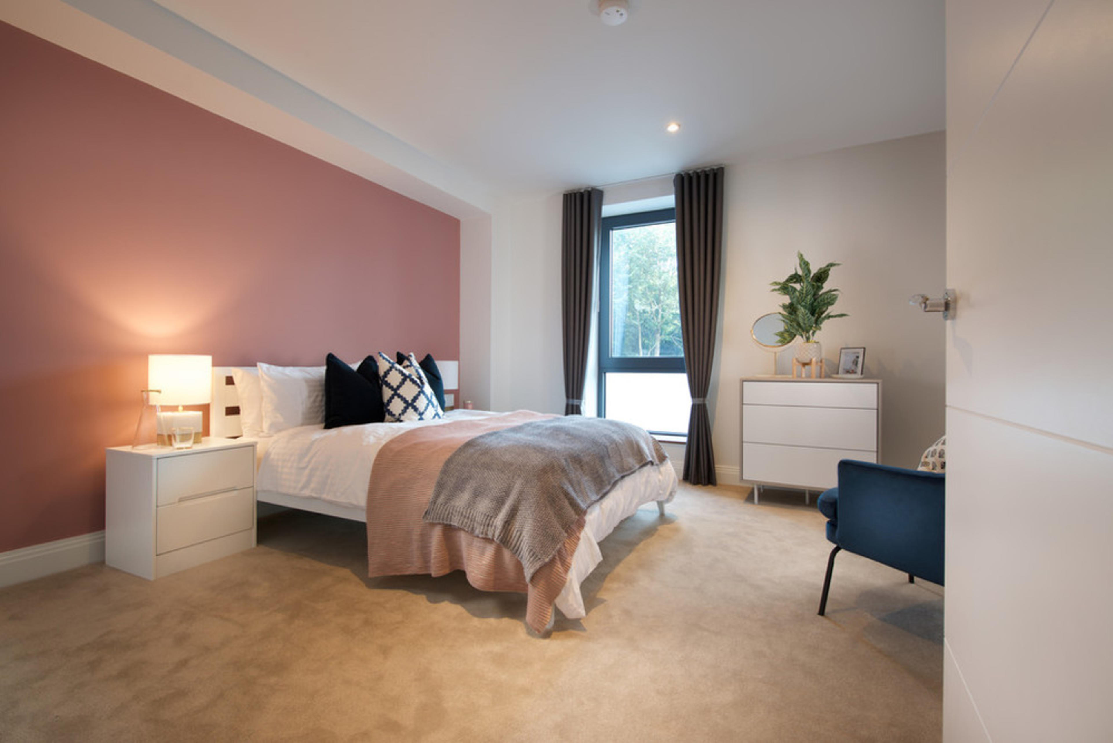 Union Park - Bedroom 2