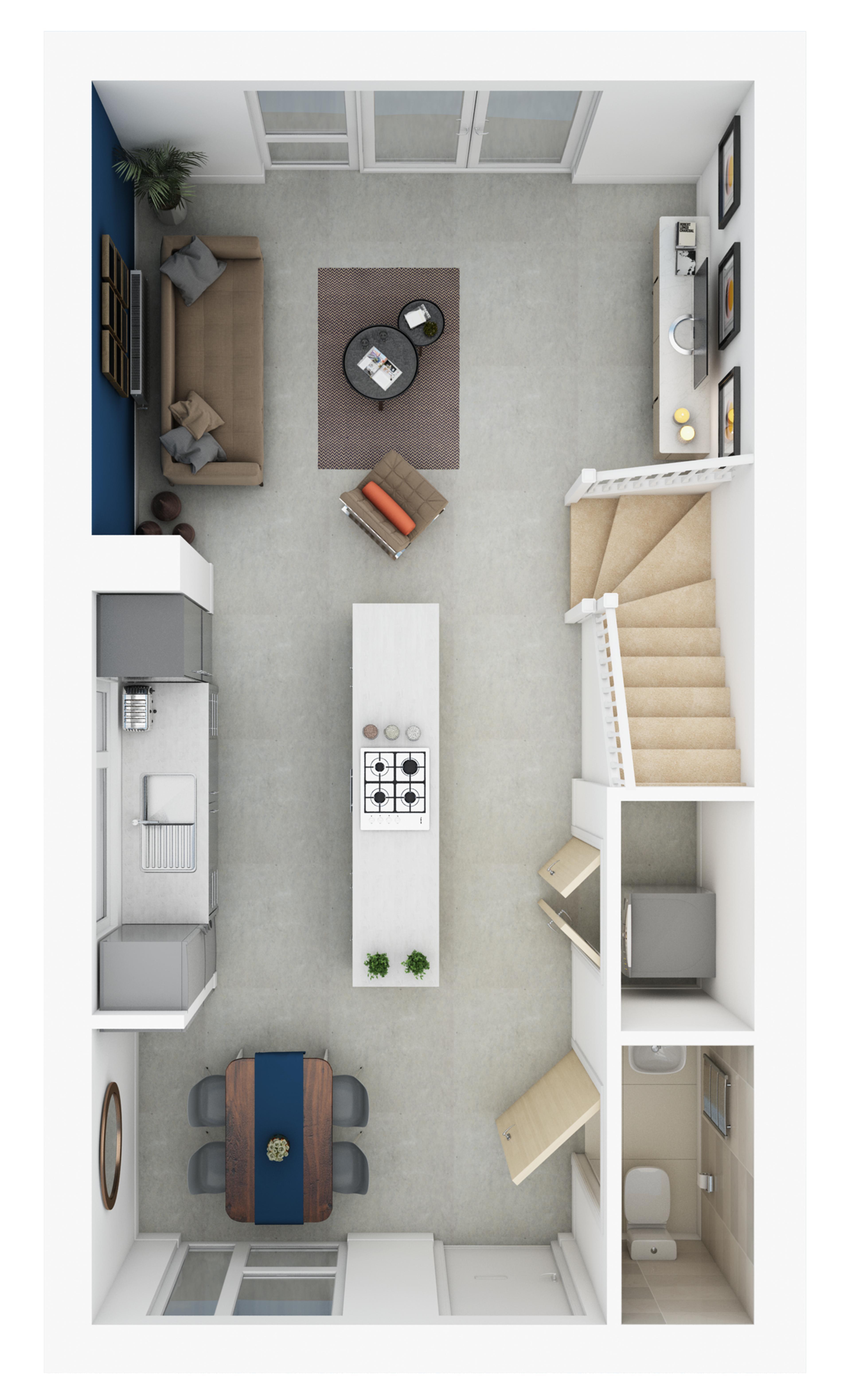 Watling Grange > Finchale > Ground floor