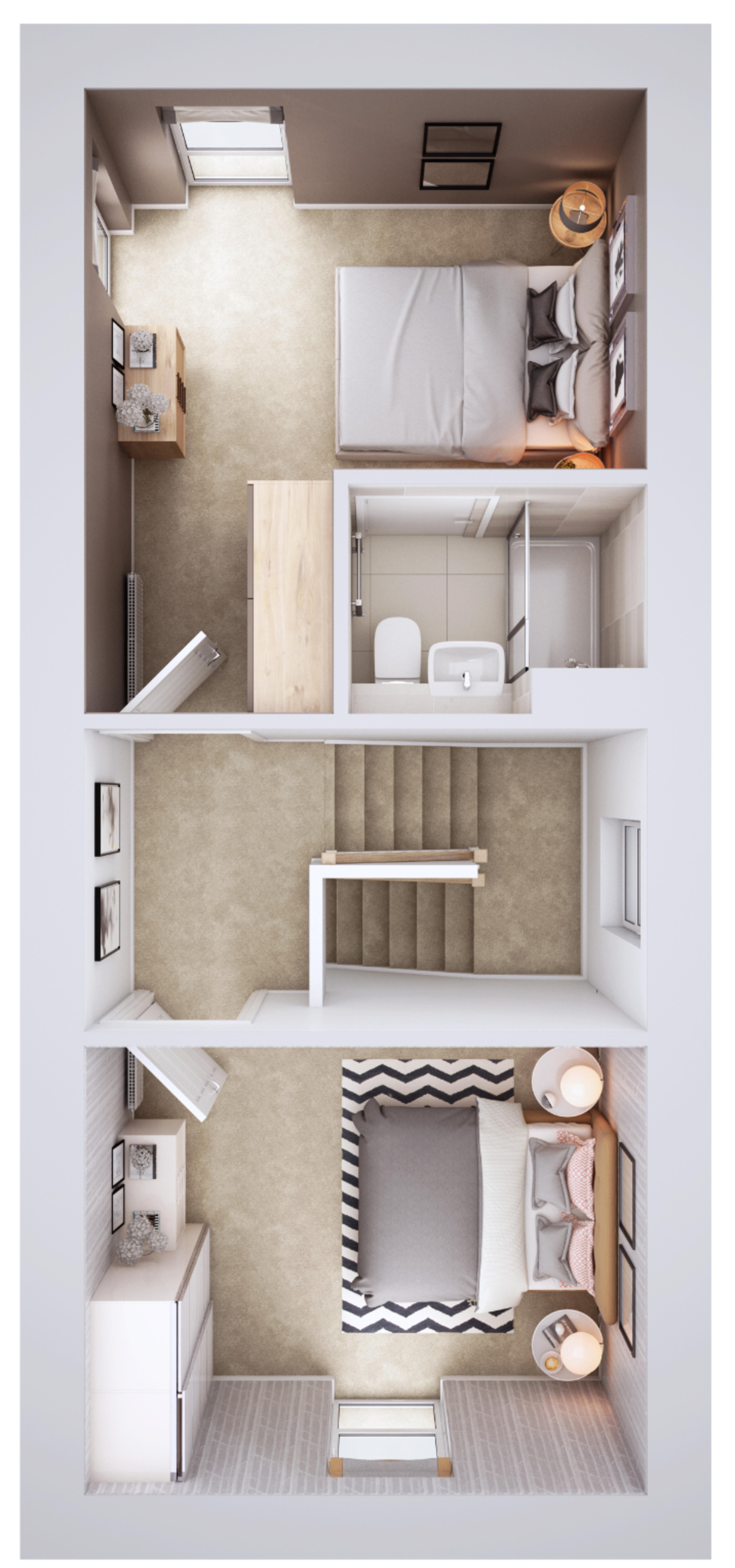 Pompadour - Onyx - Second Floor