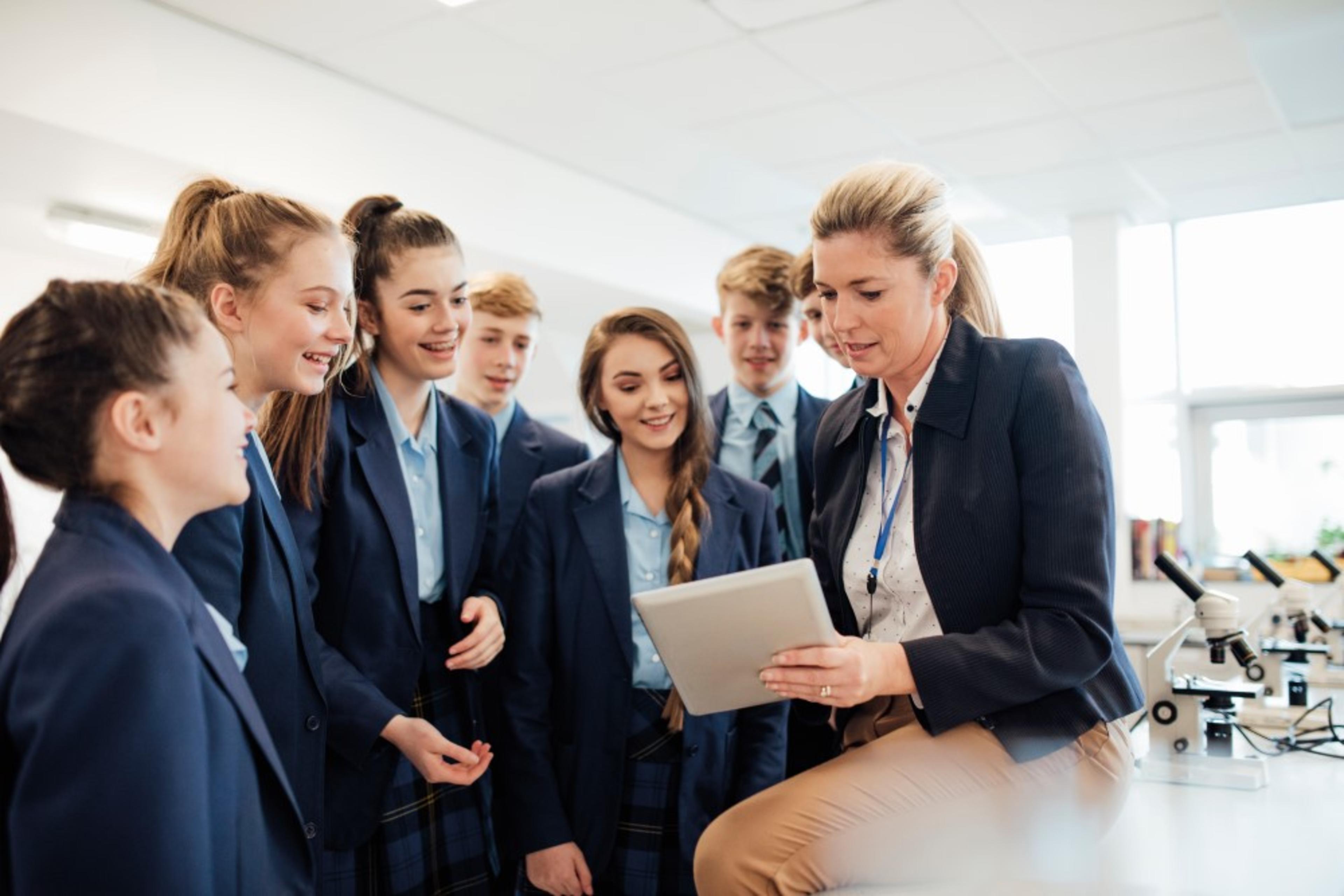 Pompadour - Area Highlights - Education