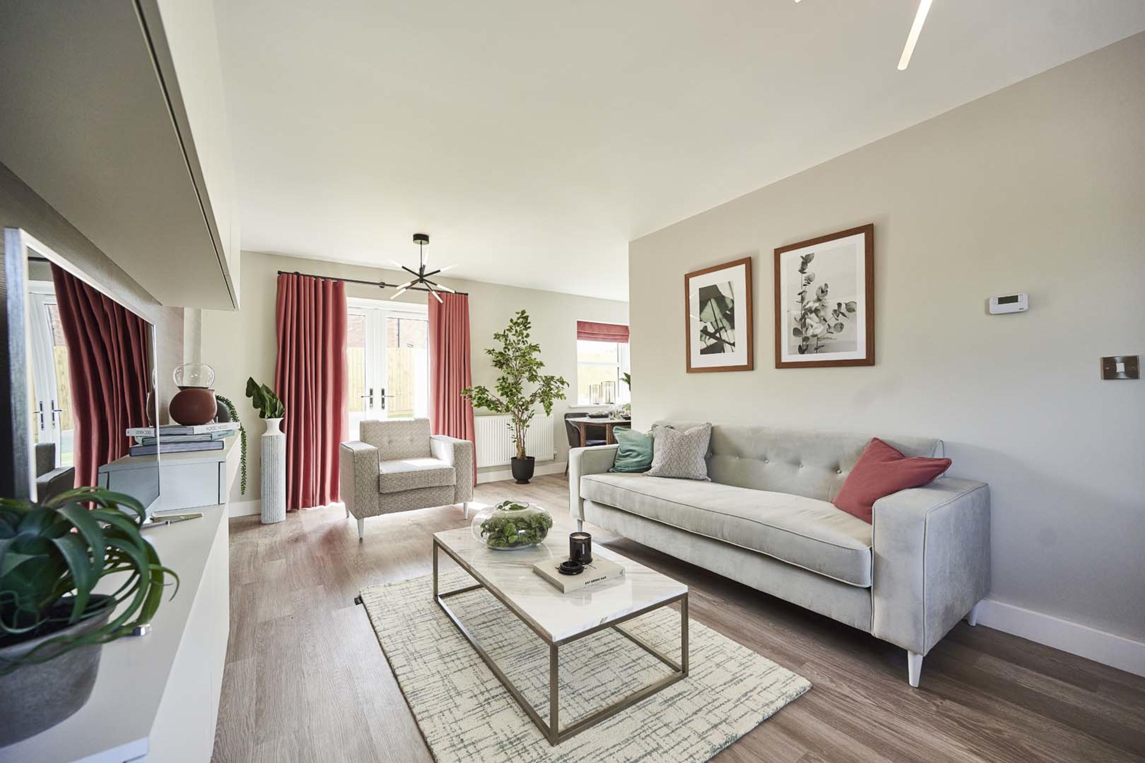 Woolner Brook - Sovereign - Living Room 2
