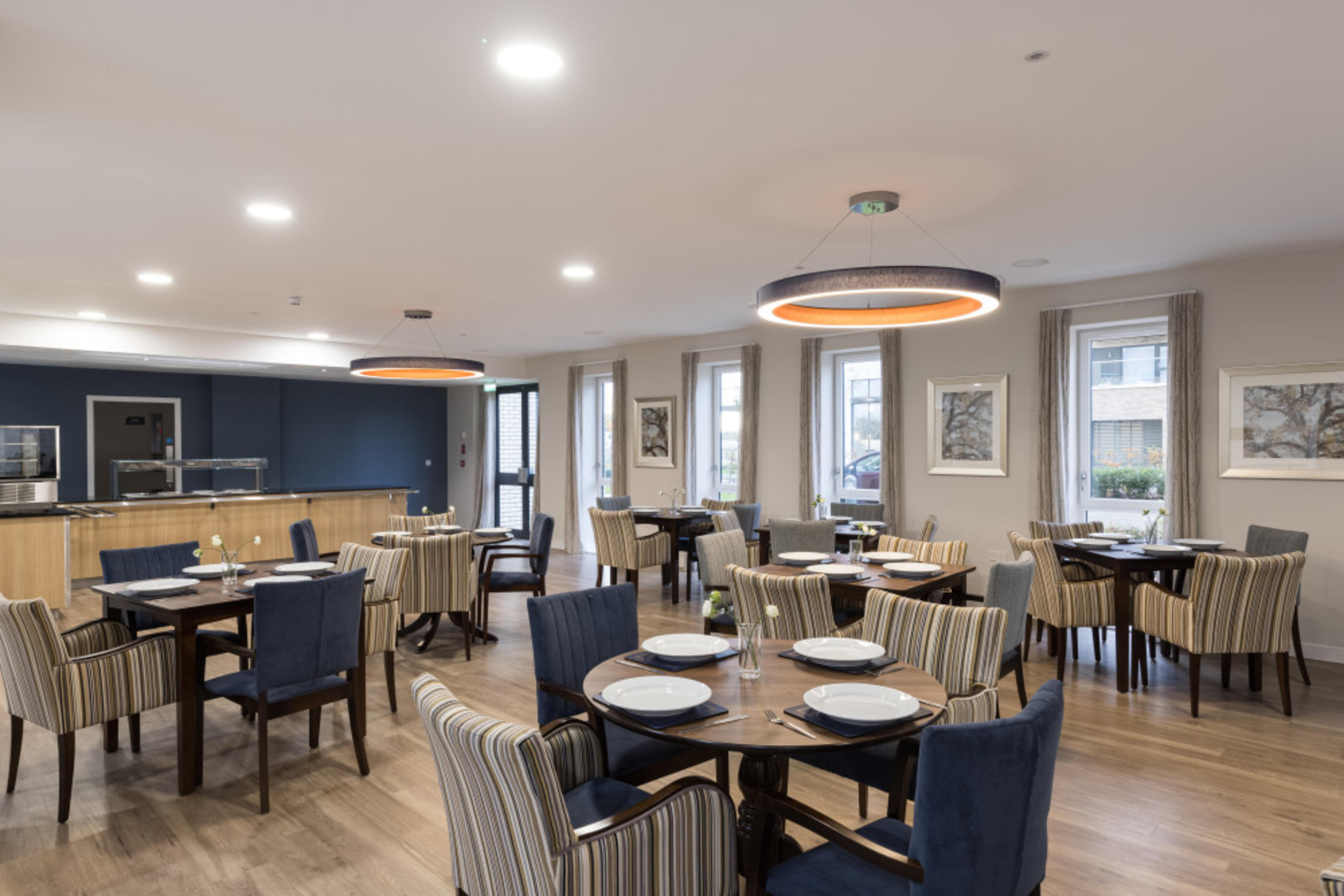 Huntley Place, Reading - restaurant