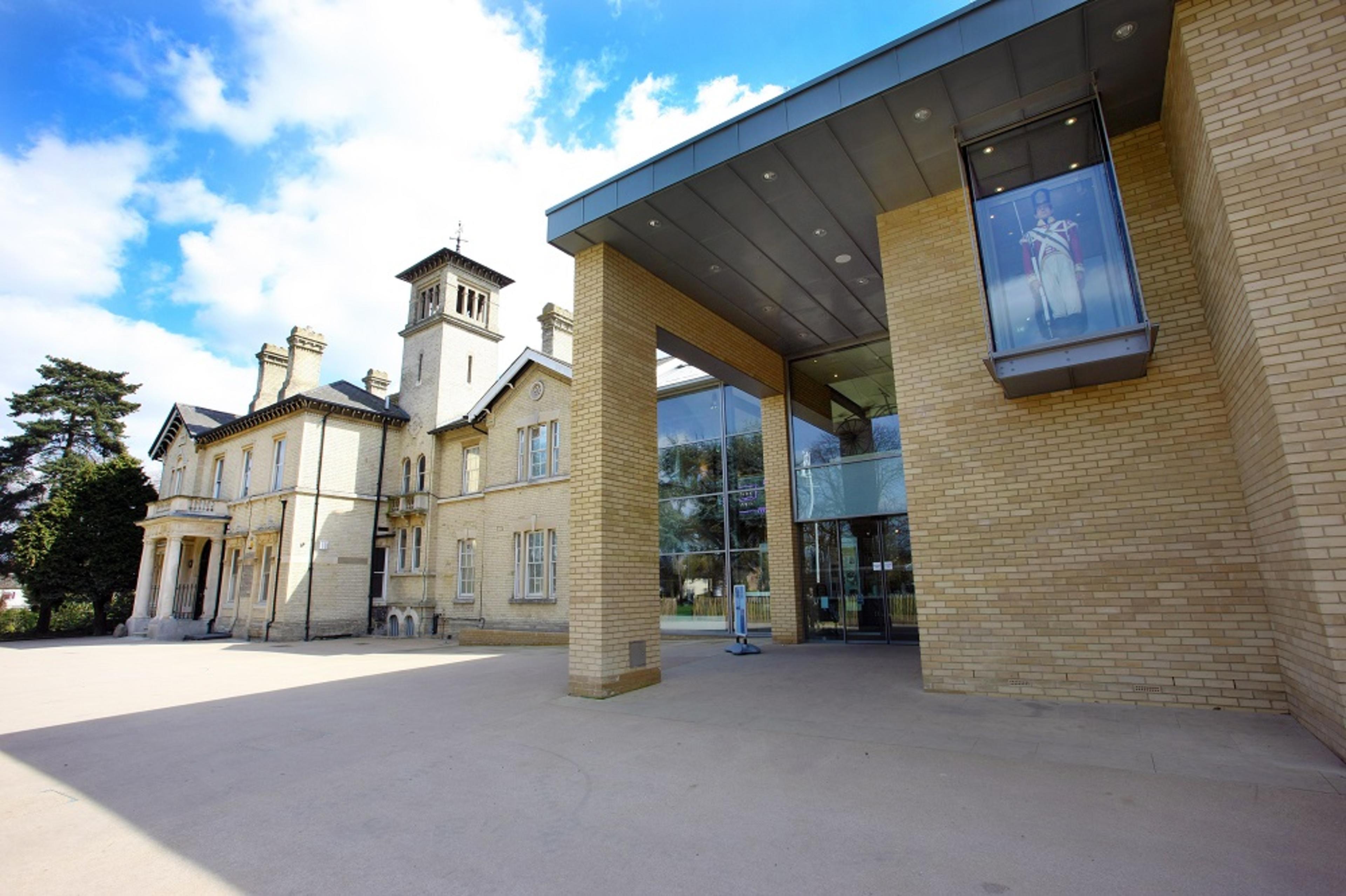 Pompadour - Local Image - Essex Regimental Museum