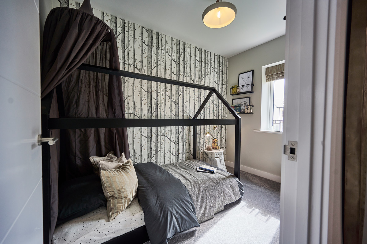 Woolner Brook - Sovereign - Boys bedroom