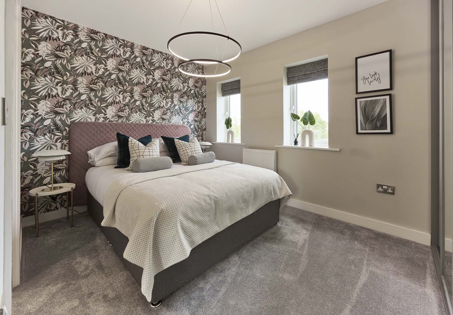 Woolner Brook - Sovereign - Master bedroom 1
