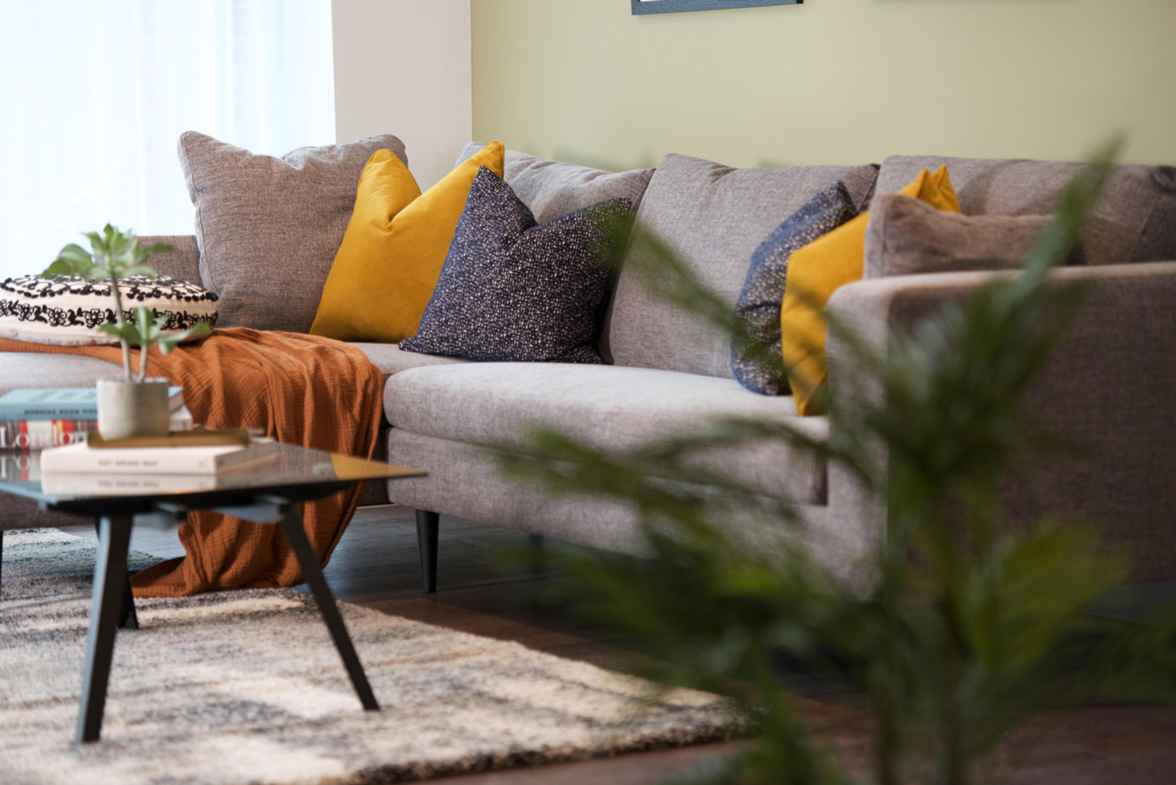 Union Park - living room