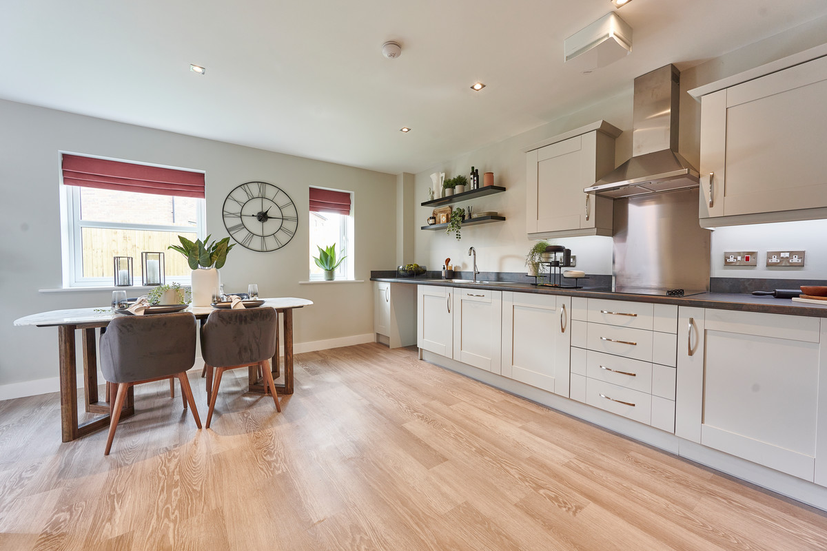 Woolner Brook - Sovereign - kitchen 2
