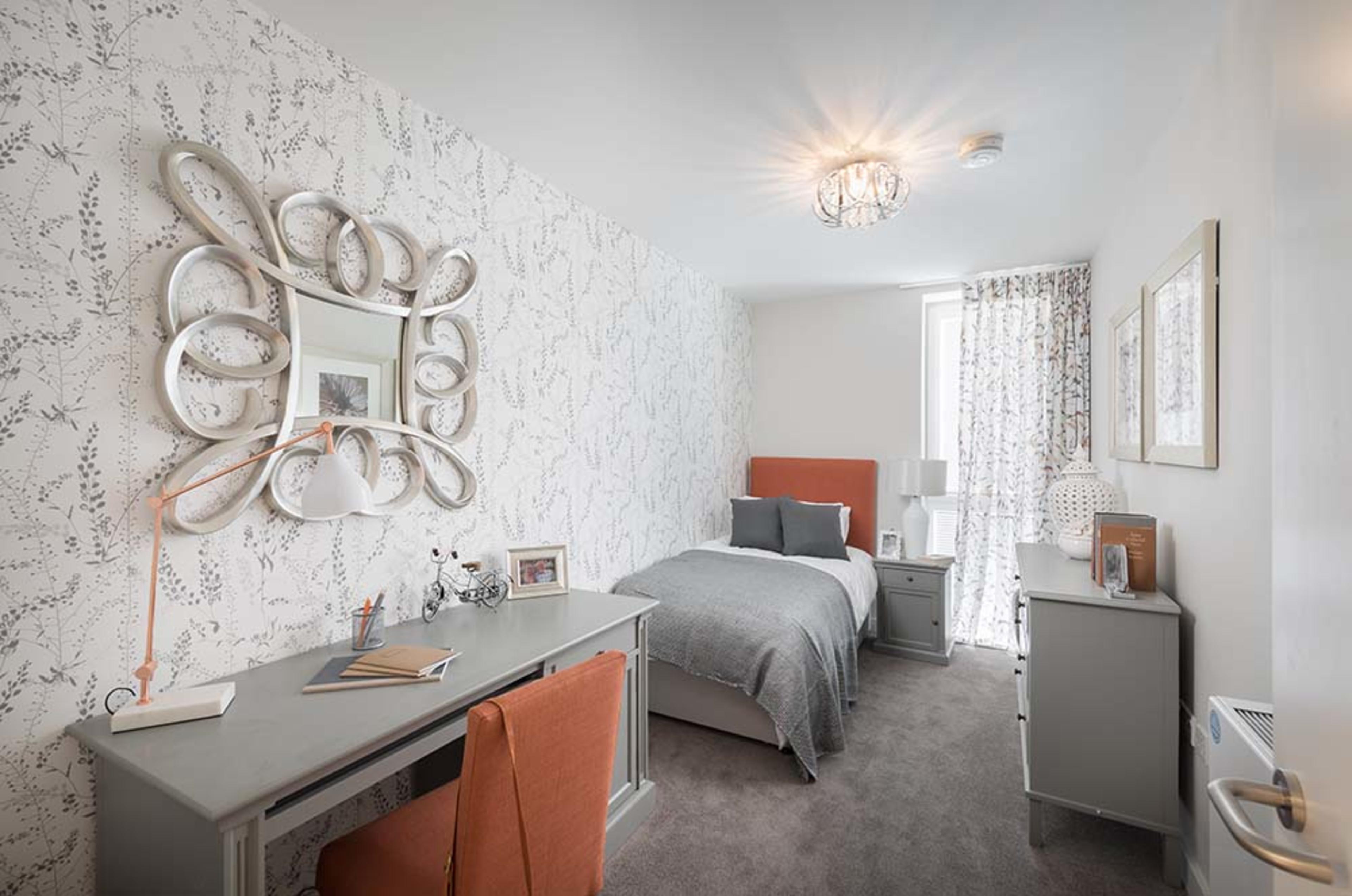 Huntley Place - Single bedroom