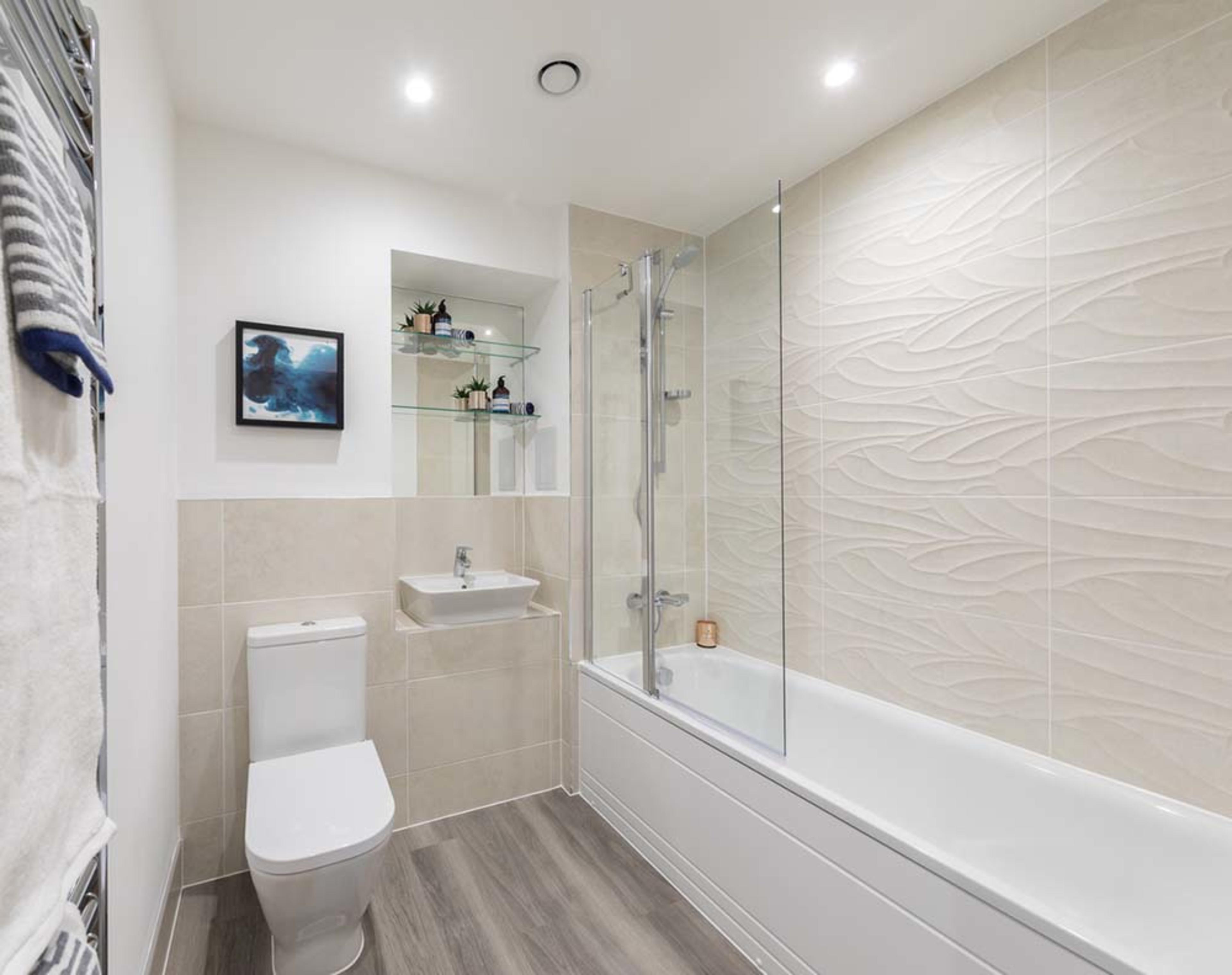 Centenary Quay - Bathroom