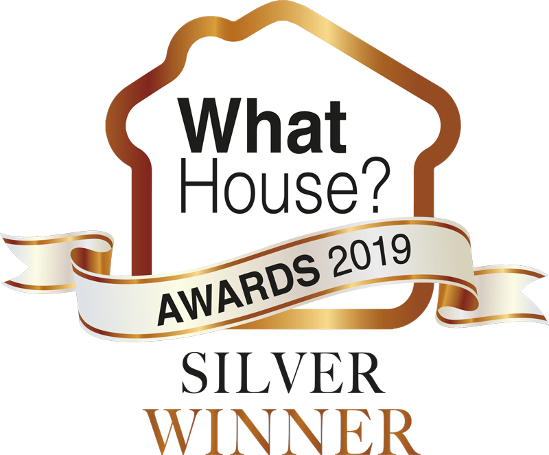 What House 2019 Silver Winner Logo