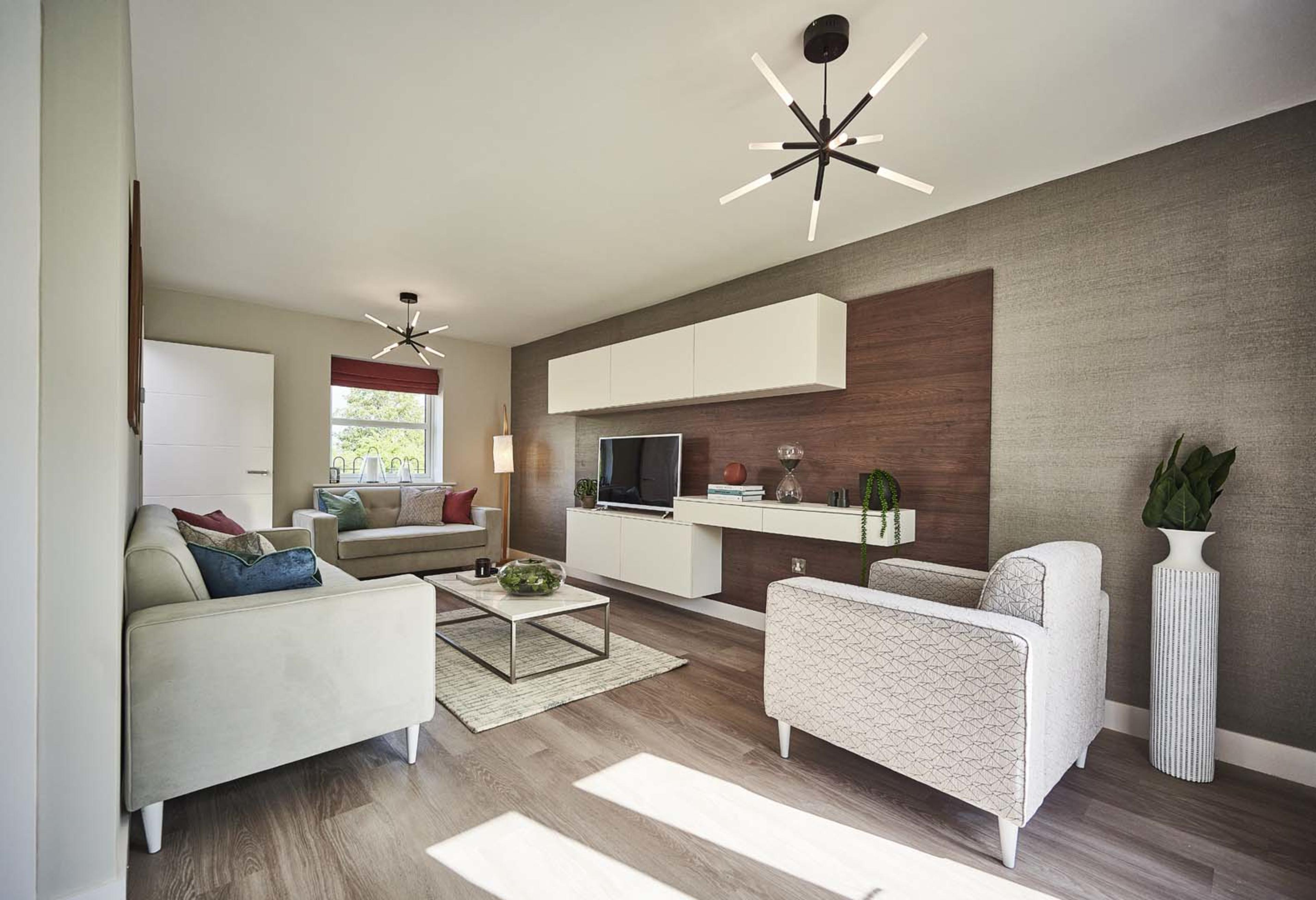 Woolner Brook - Sovereign - Living Room