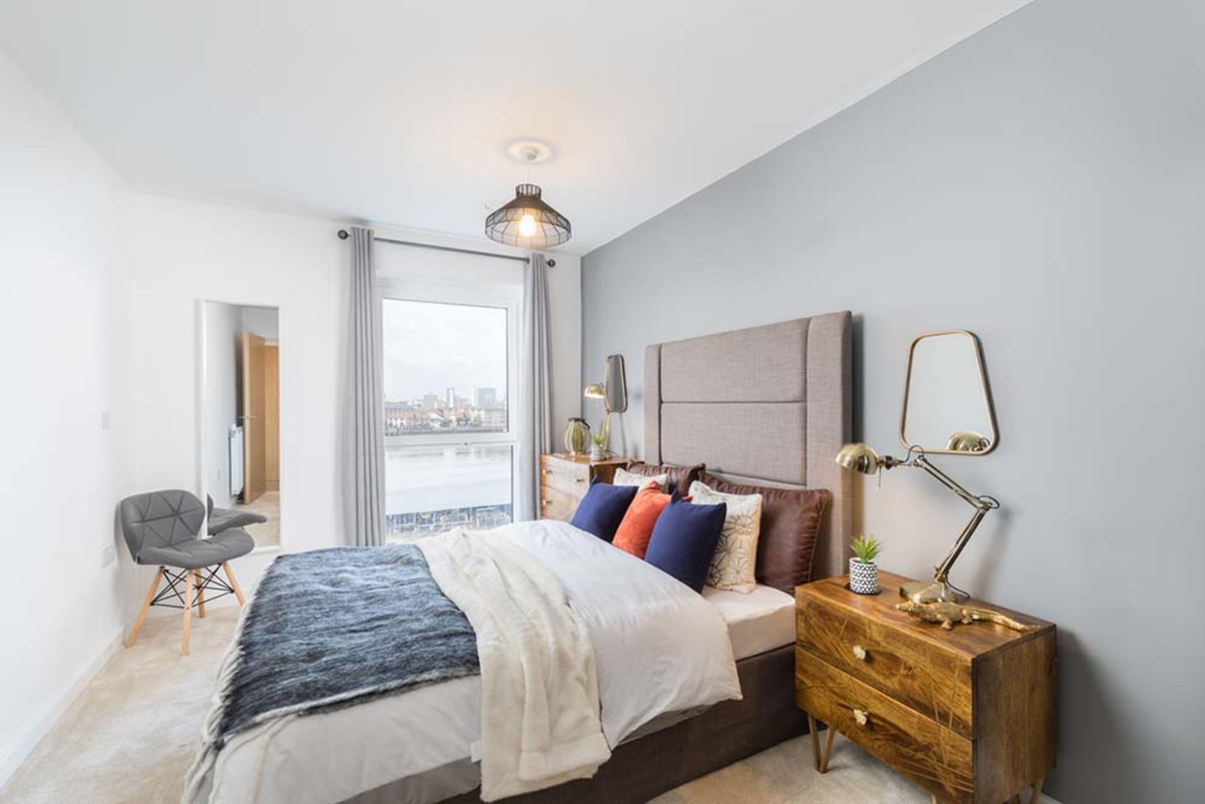 Centenary Quay - Bedroom 2