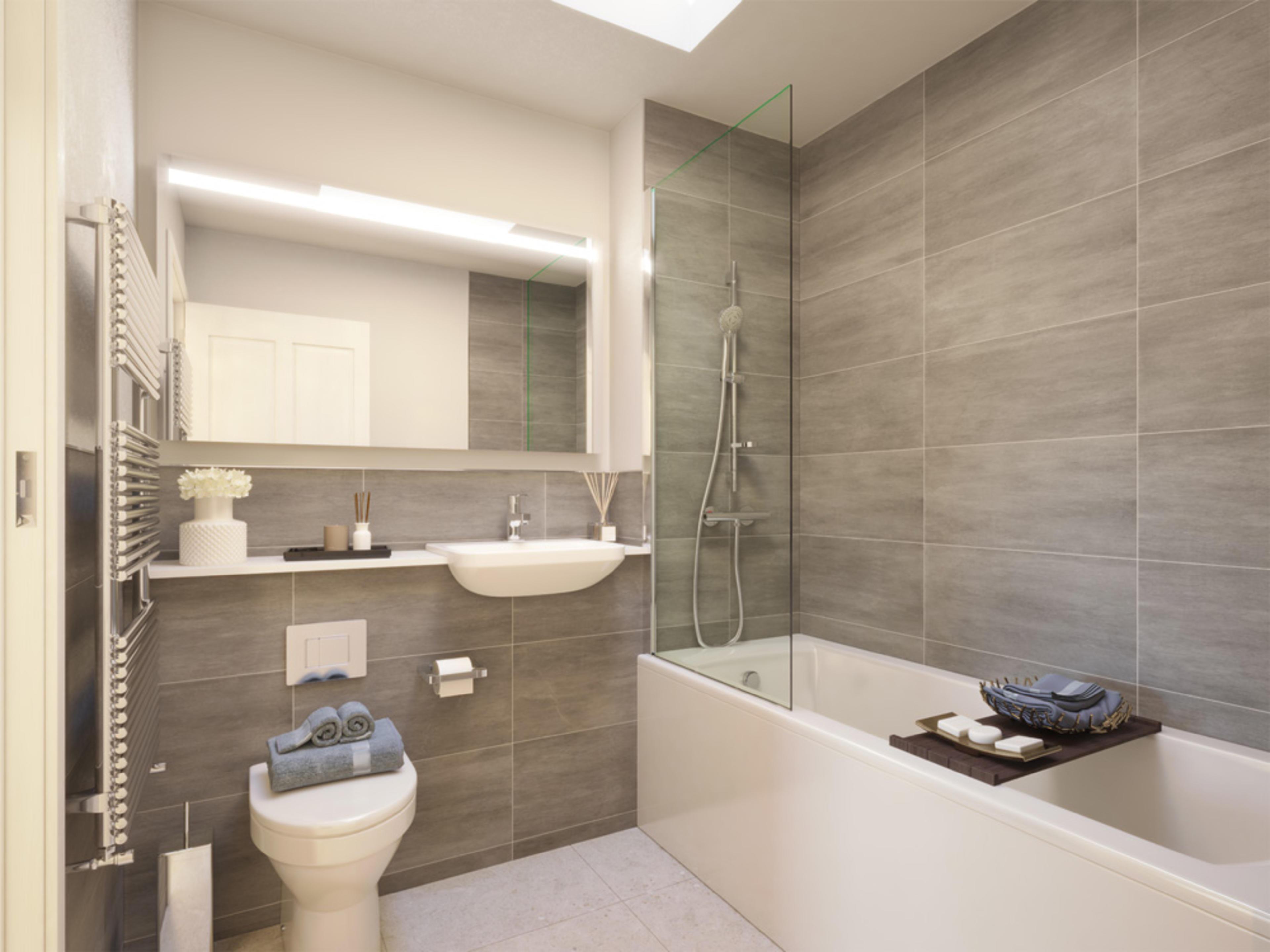 Kirkstead - Type Q - Bathroom