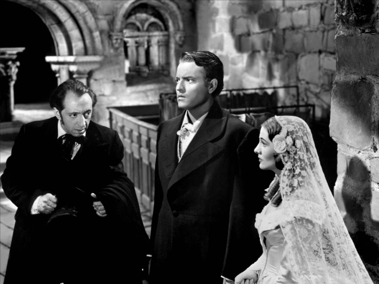 Jane Eyre scene Orson Welles