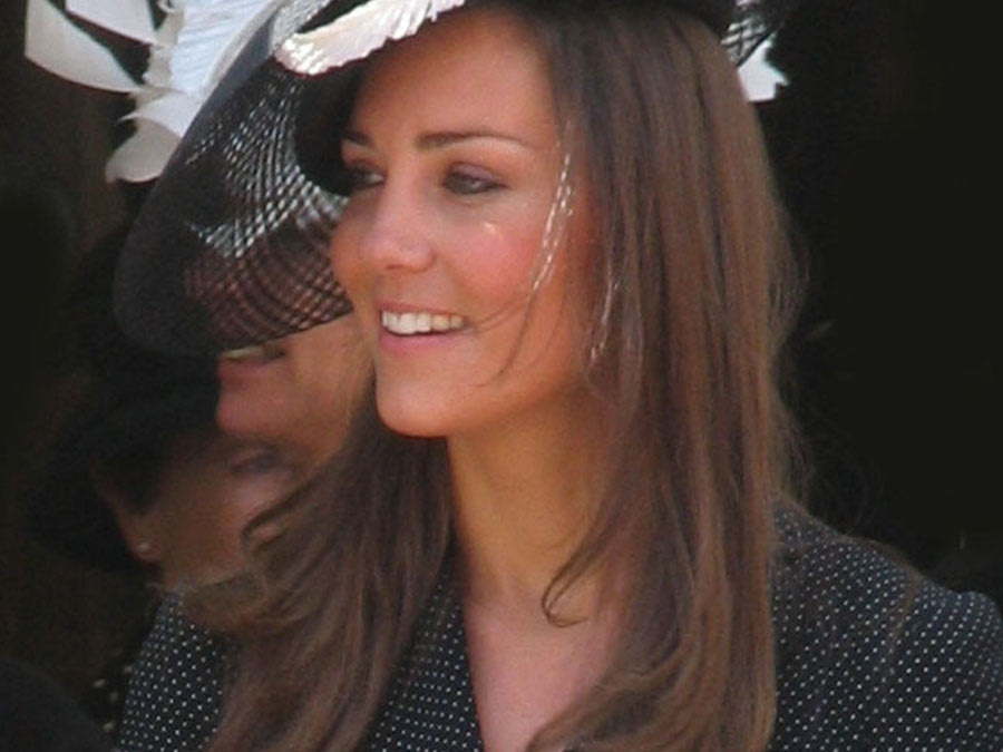 Catherine, duchess of Cambridge, original name in full Catherine Elizabeth Middleton, byname Kate, consort of Prince William, duke of Cambridge and second in line to the British throne.