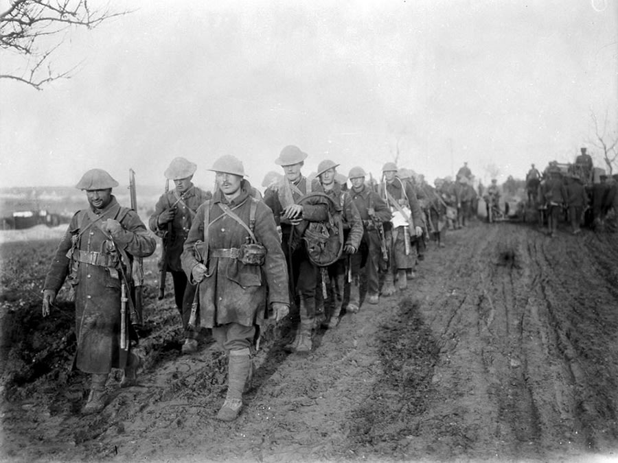 Soldiers on the Western Front