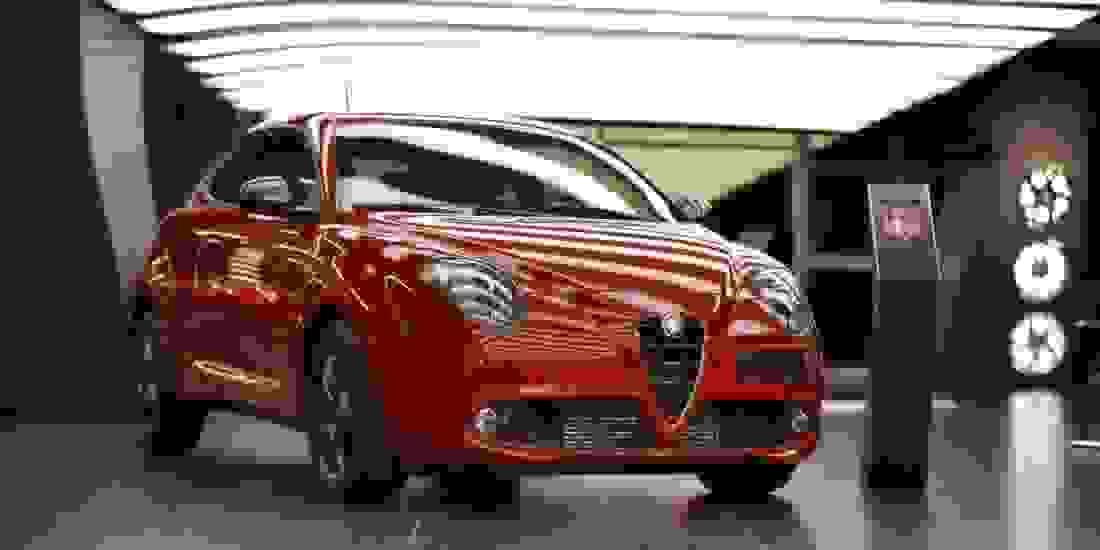 Alfa Romeo Übersicht MiTo