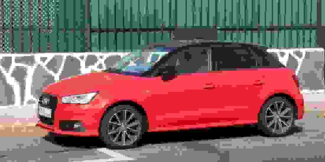 Audi A1 Gebrauchtwagen online kaufen Slider 1
