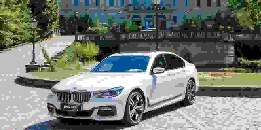 BMW 7er Gebrauchtwagen online kaufen