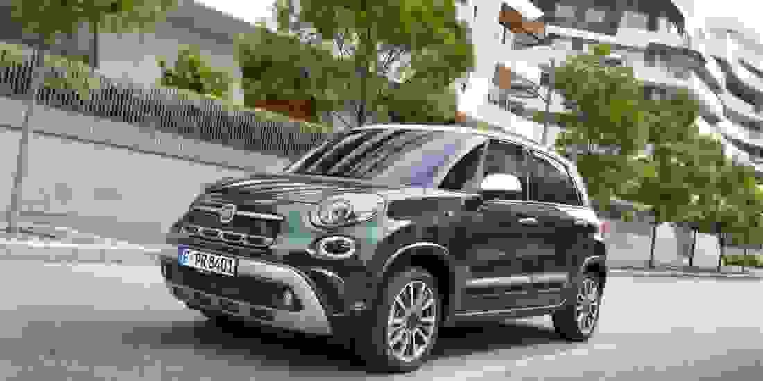 Fiat 500L Cross Gebrauchtwagen online kaufen Slide 1