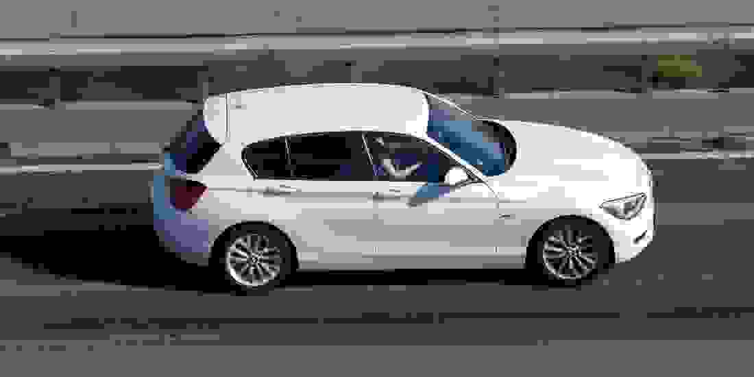 BMW 1er gebraucht kaufen