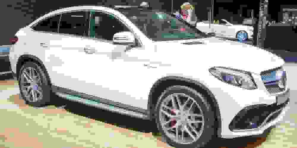 Mercedes GLE 63 AMG Gebrauchtwagen online kaufen Slider 1