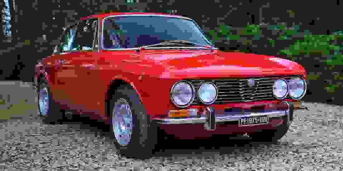 Alfa Romeo Auto Übersicht Slider