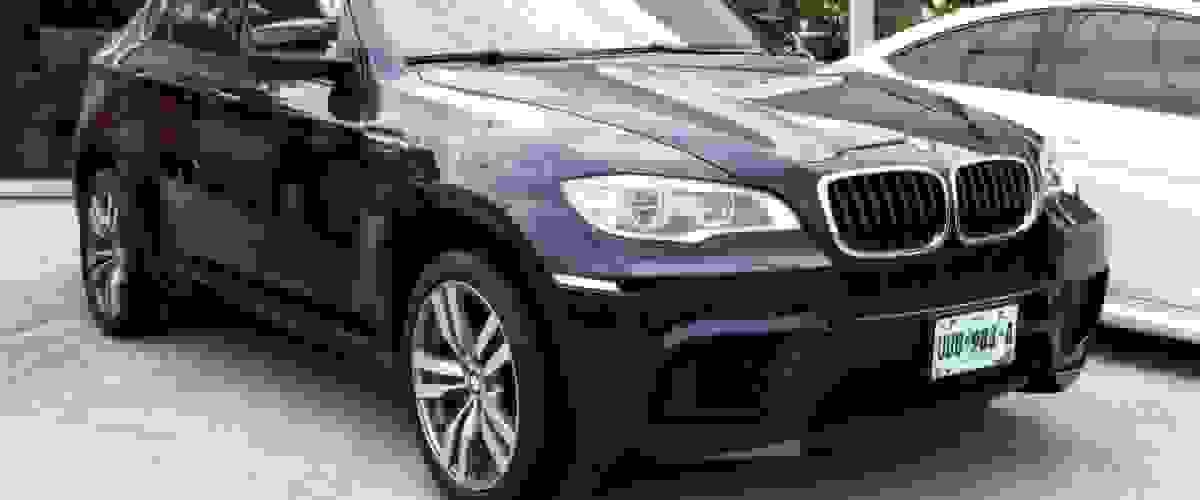 BMW X6 Gebrauchtwagen online kaufen Slider 1
