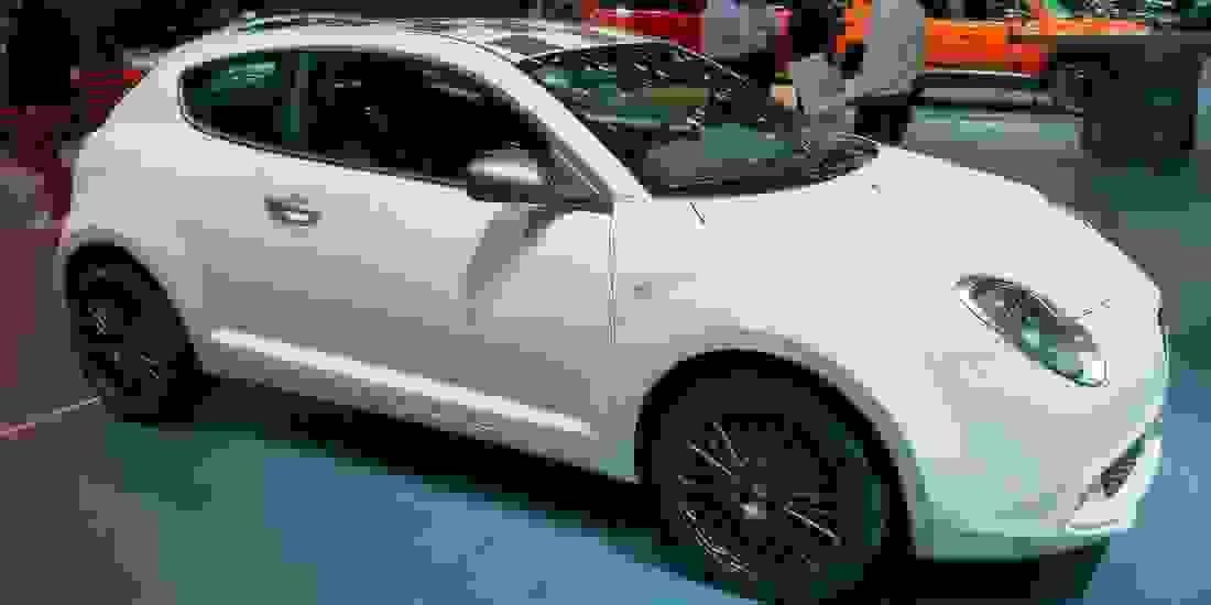 Alfa Romeo Mito Auto Übersicht Slider