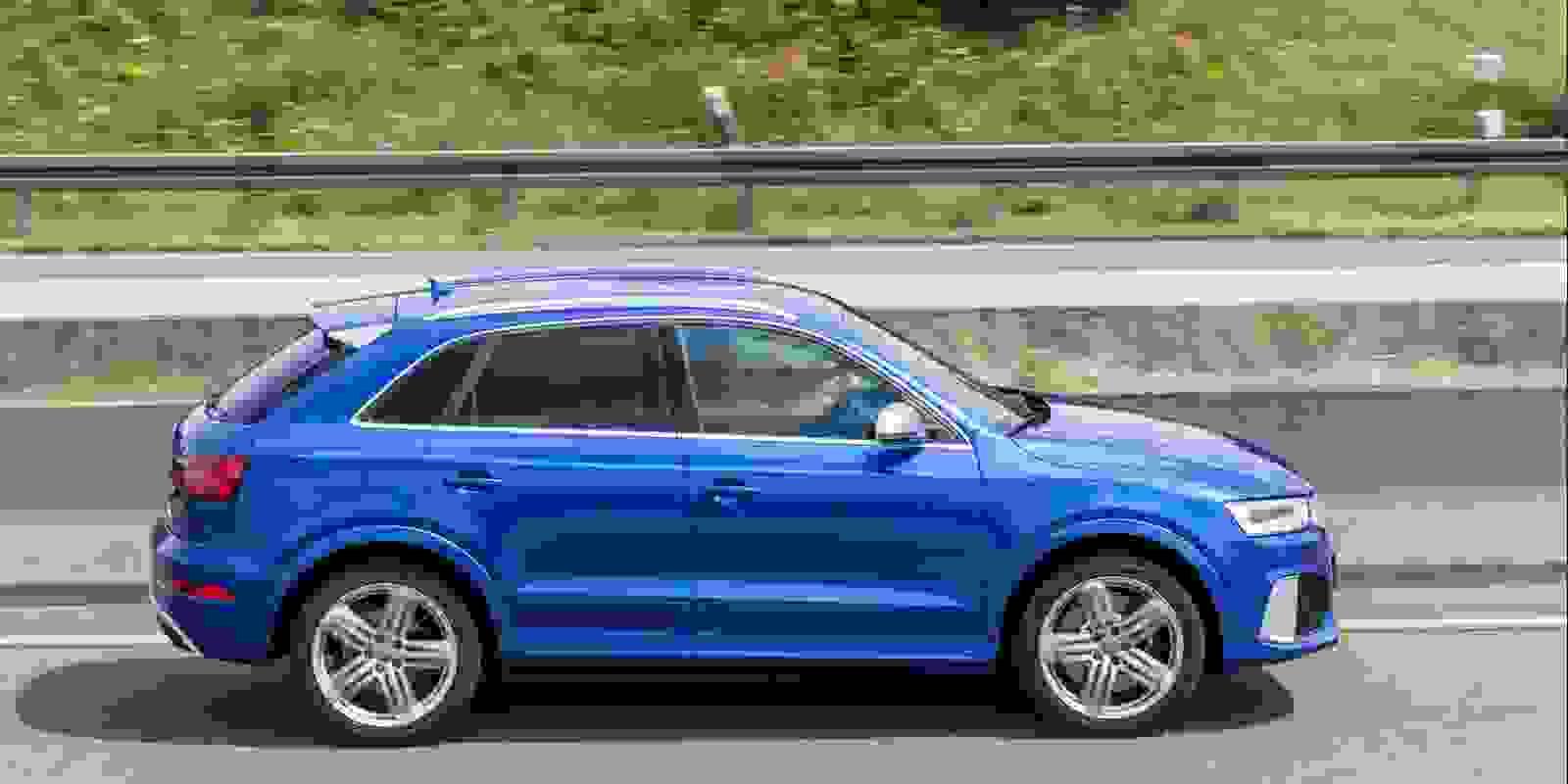 Audi Q3 Gebrachtwagen online kaufen Slider 1