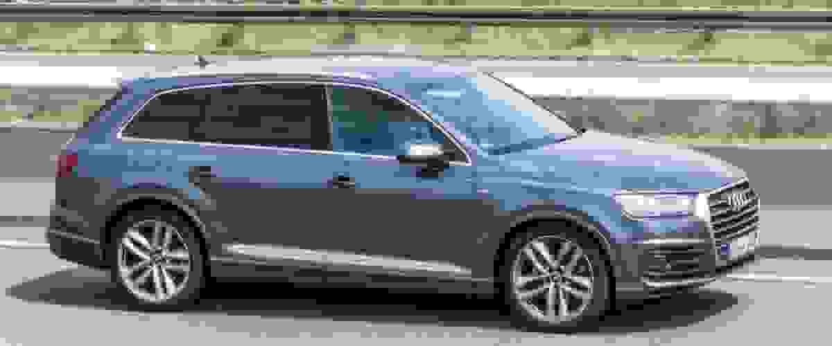 Audi Q7 Gebrauchtwagen online kaufen Slider 1