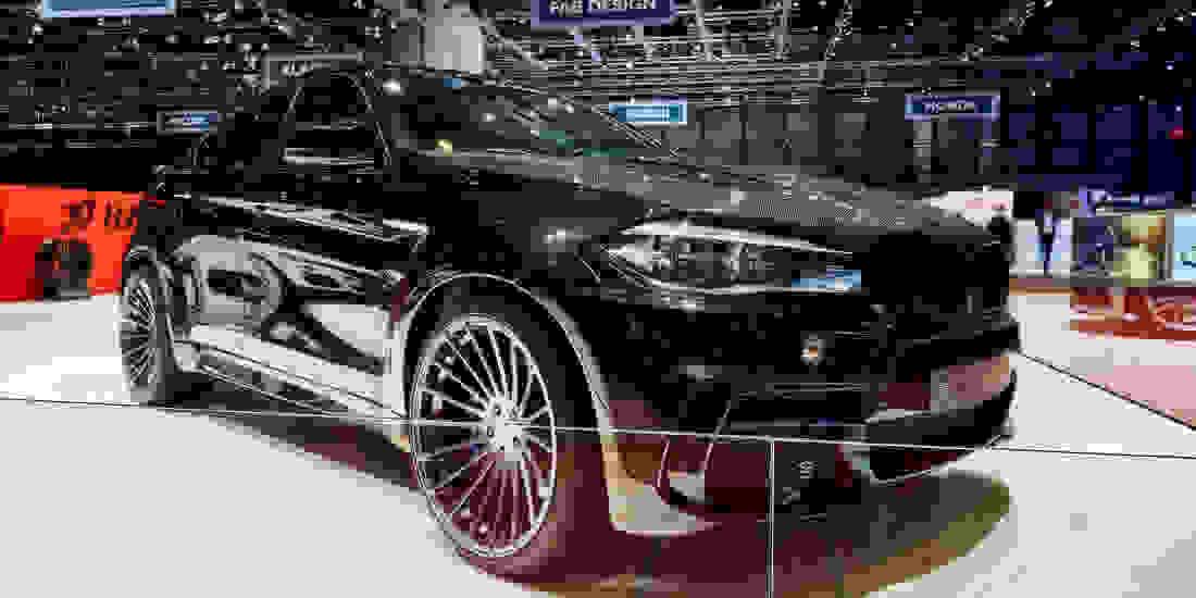BMW X6 M Gebrauchtwagen online kaufen Slider 2