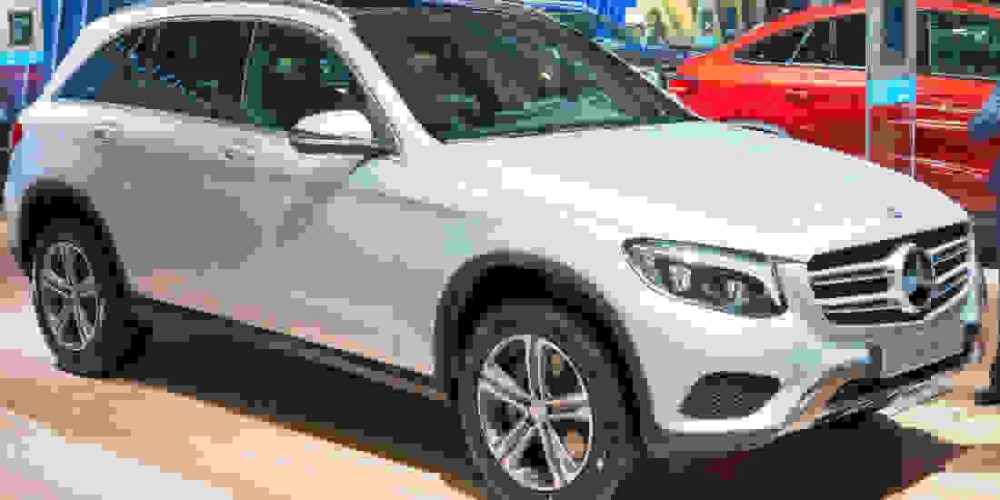 Mercedes GLC-Klasse Gebrauchtwagen online kaufen Slider 1