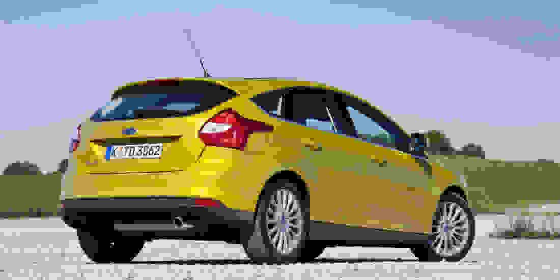Ford Focus Gebrauchtwagen online kaufen 2