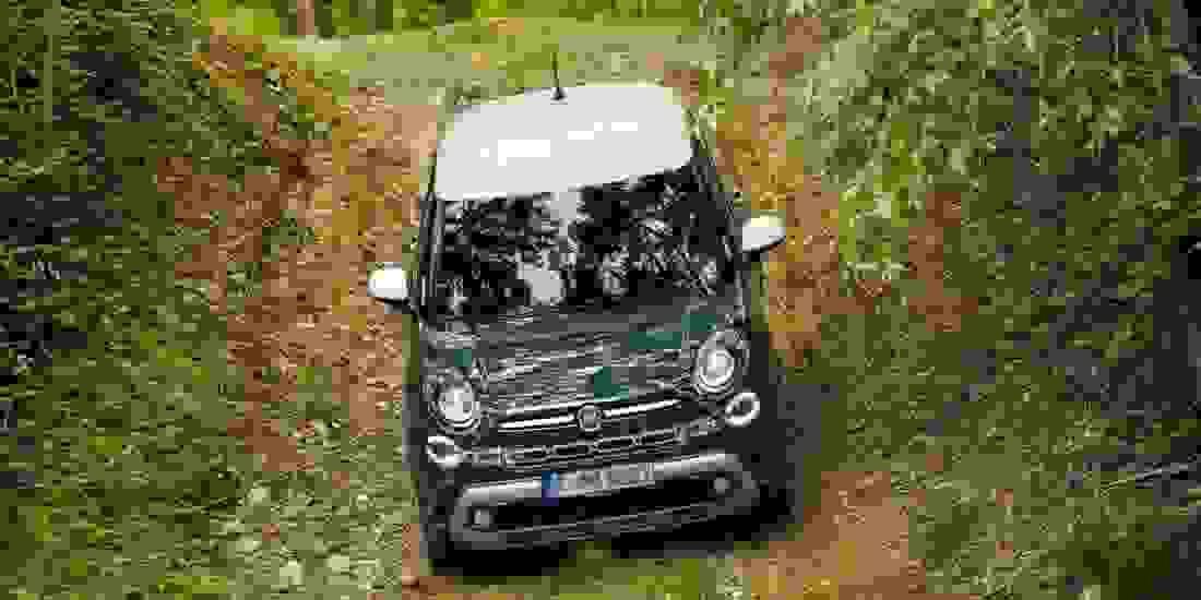 Fiat 500L Cross Gebrauchtwagen online kaufen Slide 3