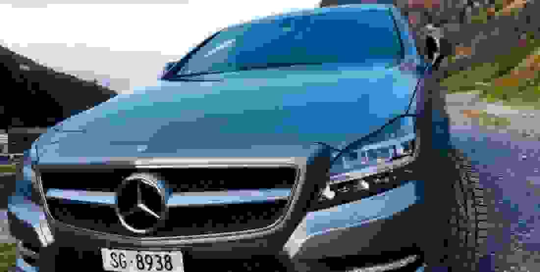 Mercedes C-Klasse Gebrauchtwagen online kaufen Slider 1