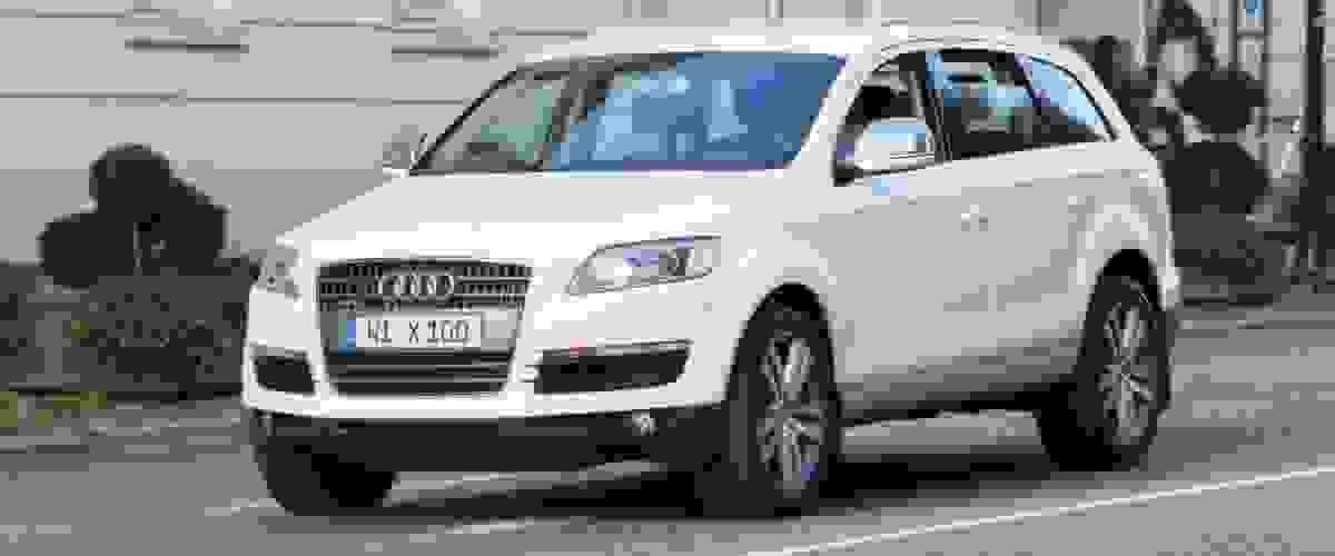 Audi Q7 Gebrauchtwagen online kaufen Slider 3
