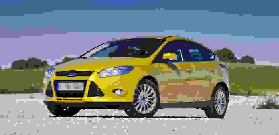 Ford Focus Gebrauchtwagen online kaufen